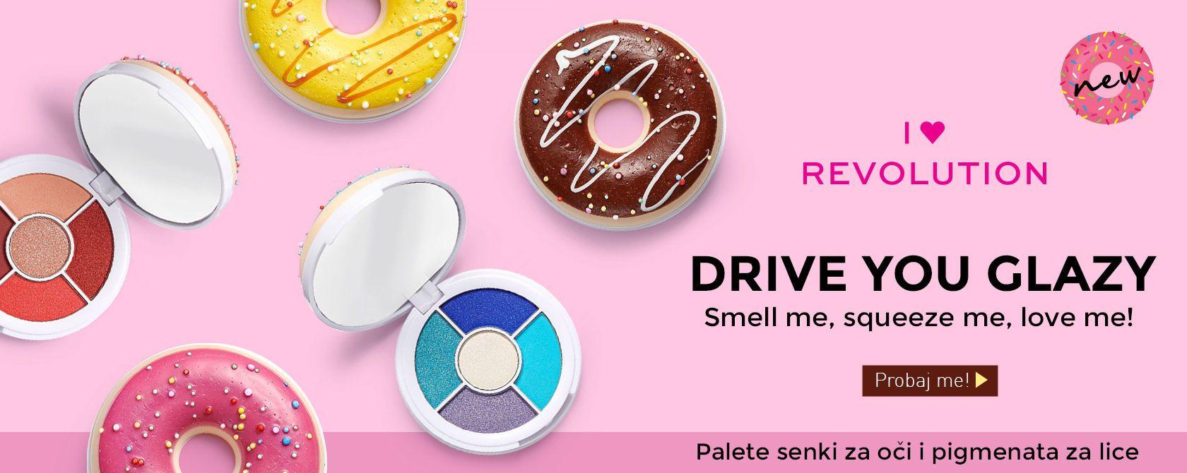 donuts palete