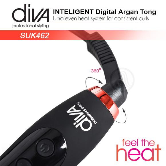 Figaro za kosu 16mm DIVA SUK462