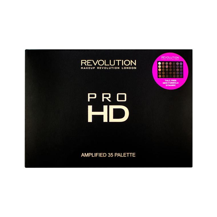 Paleta senki za oči REVOLUTION MAKEUP Pro HD Amplified 35 Dynamic 30g