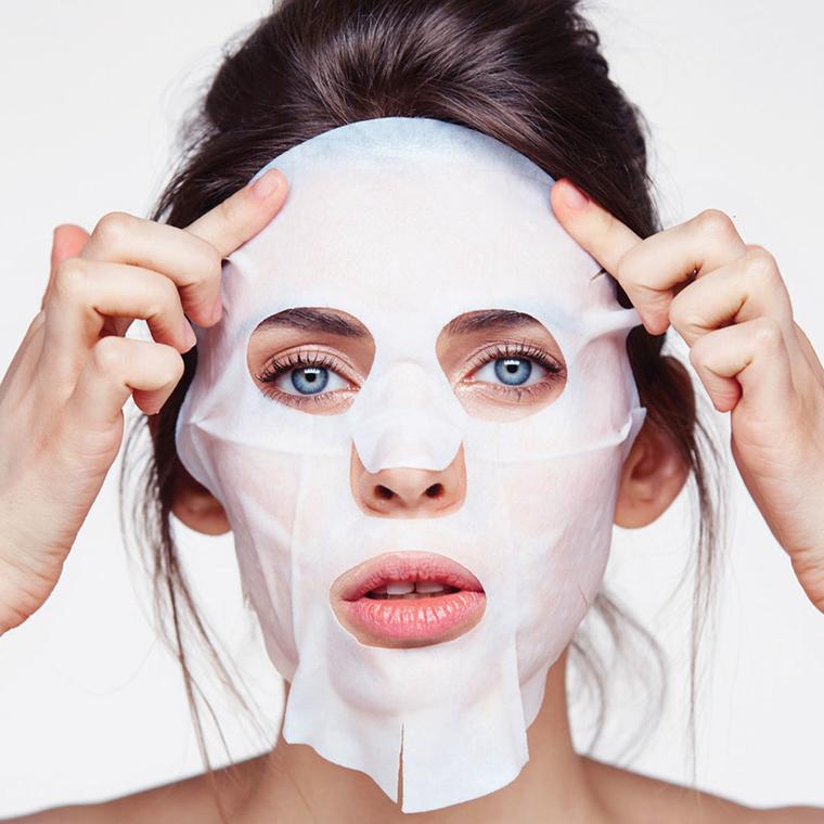 Maska za umirivanje kože lica CALA Soothing 21g