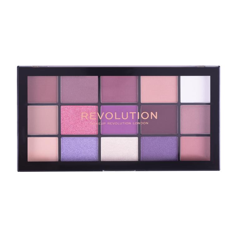 Paleta senki za oči REVOLUTION MAKEUP Reloaded Visionary 16.5g