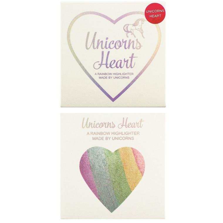 Hajlajter za lice I HEART REVOLUTION Unicorns Heart 10g