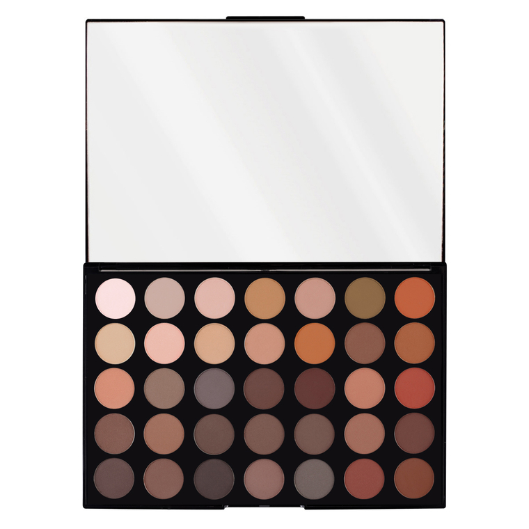 Paleta senki za oči REVOLUTION MAKEUP Pro HD Amplified 35 Inspiration 30g