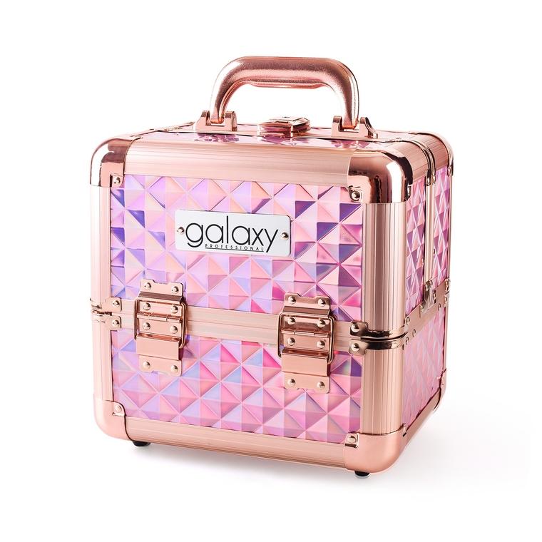 Kofer za šminku, kozmetiku i pribor GALAXY Holographic 1271H