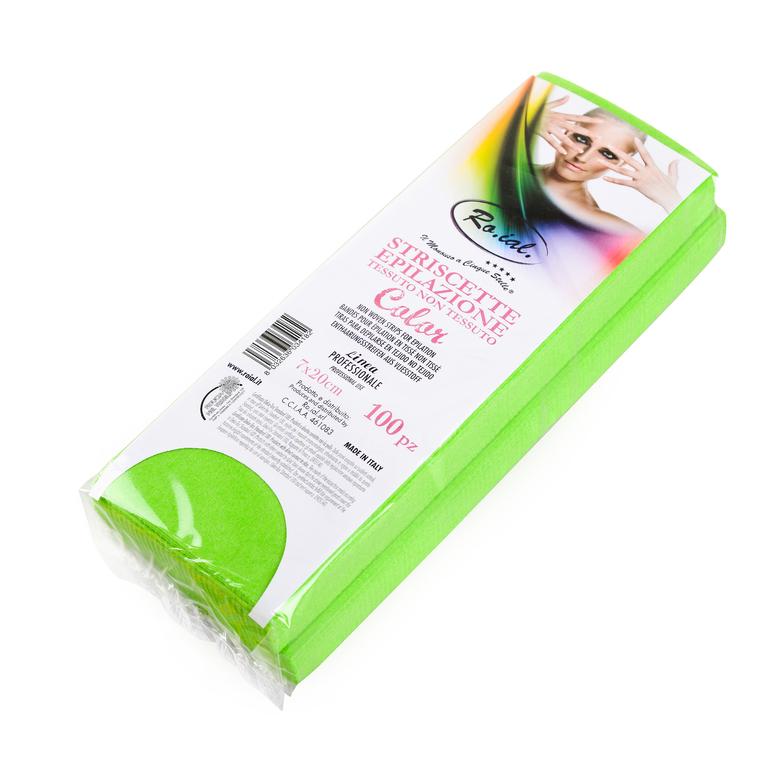 Trake za depilaciju ROIAL Zelene 100/1
