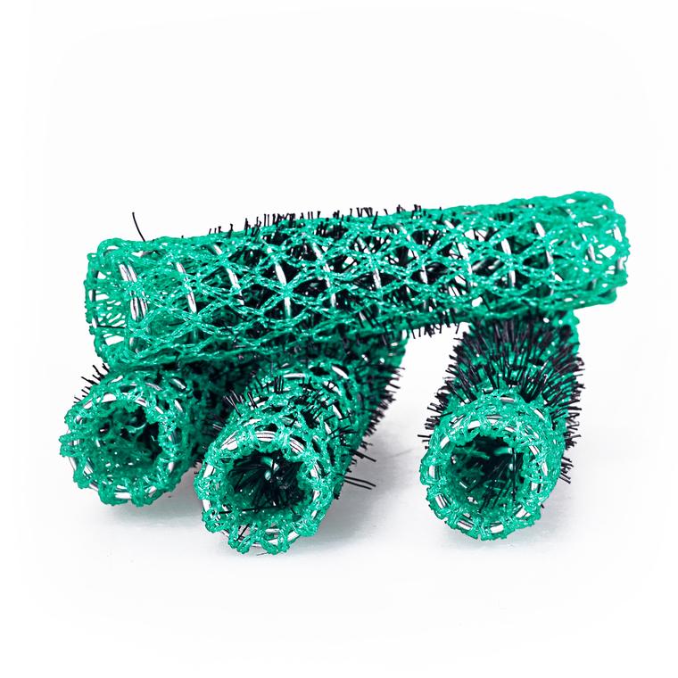Metalni vikleri KIEPE Zelena 13mm 12/1