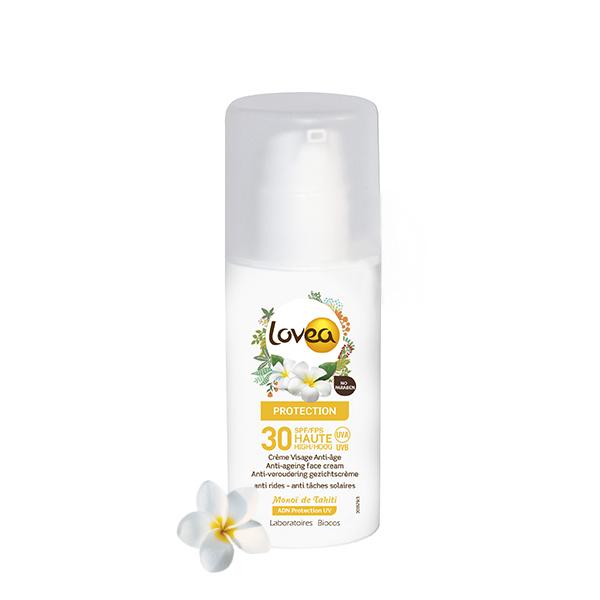 Hidratantna krema za zaštitu lica SPF30 LOVEA 50ml