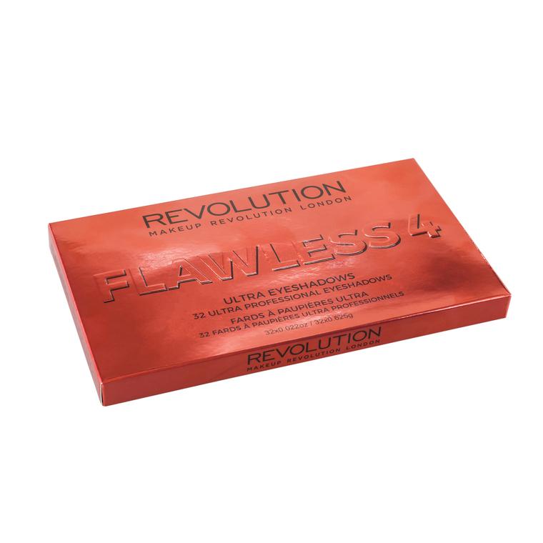 Paleta senki za oči REVOLUTION MAKEUP Flawless 4 16g