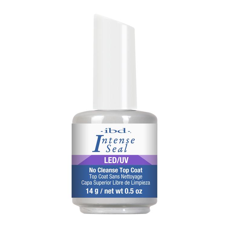 Završni sjaj za gel UV/LED IBD No Cleanse Top Coat Intense Seal 14ml