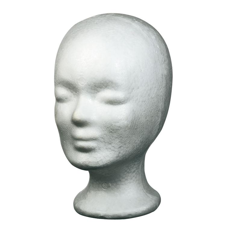 Stiropor glava za perike COMAIR Mala