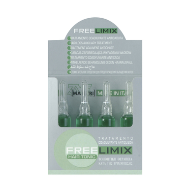 Ampule protiv opadanja kose FREE LIMIX 12/1