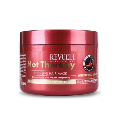 Maska za stimulisanje rasta kose REVUELE Hot Therapy 500ml