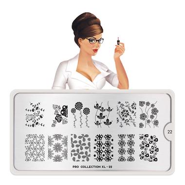 Šablon za pečate MOYOU Pro XL 22