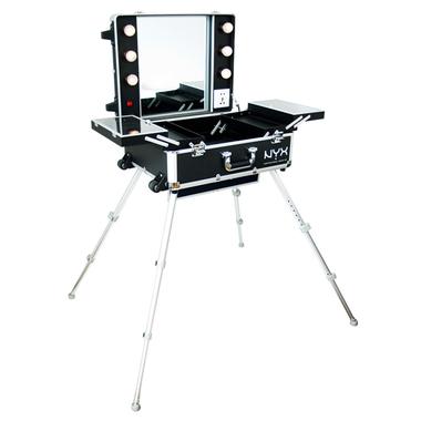 Kofer za šminkanje sa sijalicama NYX Professional Makeup MATC01