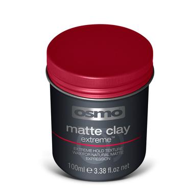 Vosak glina za snažno stilizovanje kose OSMO Matte Clay Extreme 100ml