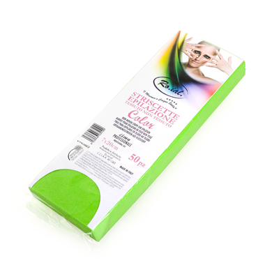 Trake za depilaciju ROIAL Zelene 50/1
