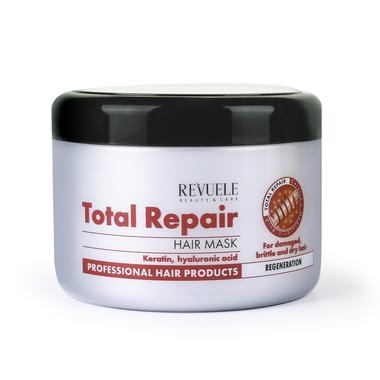 Maska za oštećenu kosu REVUELE Total Repair 500ml