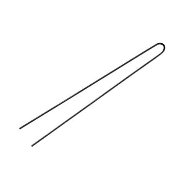 Harnadle za kosu metalne ravne COMAIR 65mm 50/1