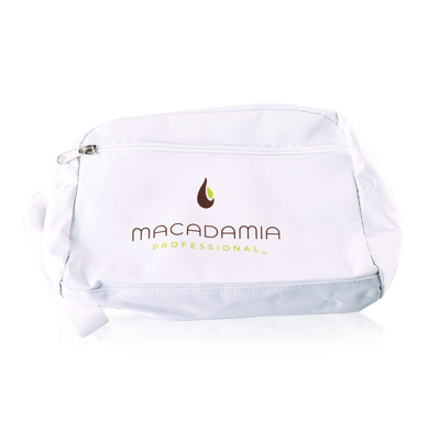 Neseser MACADAMIA Beauty Bag White