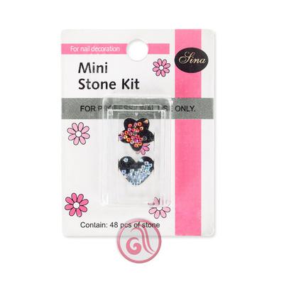 Decorative Stones For Nail Art Kit MSK003 Mini 48pcs