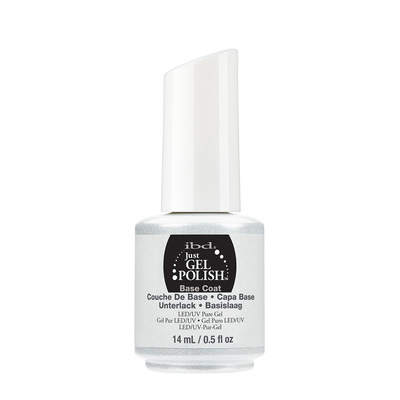 Baza za trajni lak UV/LED IBD Just Gel Polish Base Coat 14ml