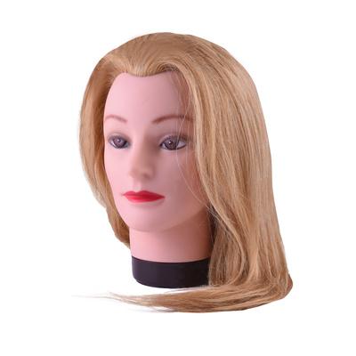 Trening lutka sa prirpdnom kosom 40cm Lilly blonde