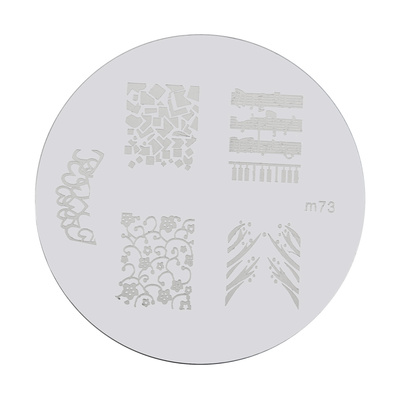 Stamping Disc Stencil PMMO1 M73