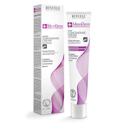 Concentrate Cream For Hands REVUELE MezoDerm 50ml