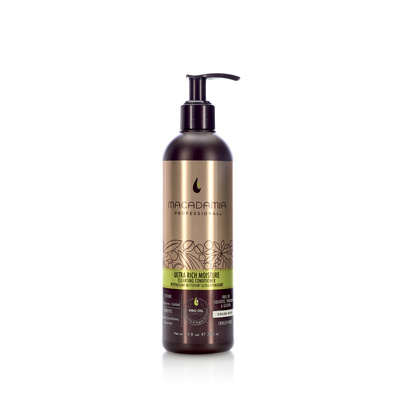 Cleansing Conditioner Sulfate Free MACADAMIA Ultra Rich 300ml
