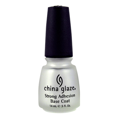 Baza za manikir CHINA GLAZE Strong Adhesion Base Coat 14ml