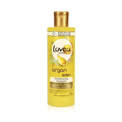 Šampon bez sulfata za normalnu kosu LOVEA Argan Eden 250ml