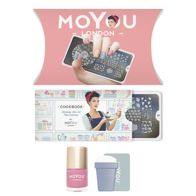 Stamping set MOYOU CookBook