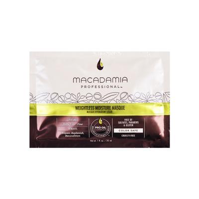 Maska za hidrataciju tanke i oštećene kose MACADAMIA Weightless Moisture Masque 30ml