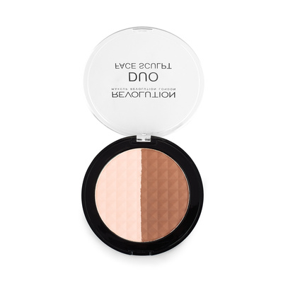Puder za konturisanje REVOLUTION MAKEUP Duo Face Sculpt 9g
