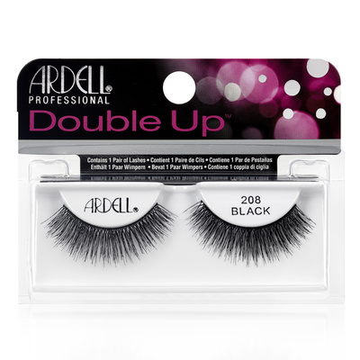 ARDELL Double Up Strip Eyelashes 208