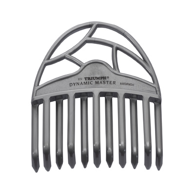 Češalj za kosu antistatički TRIUMPH 272 Sivi