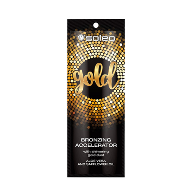 Krema za solarijum SOLEO Gold 15ml