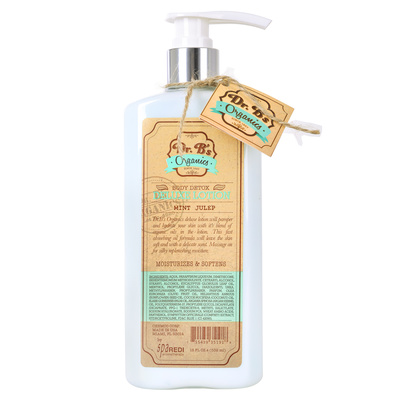 Body Lotion DR B's Mint 532ml