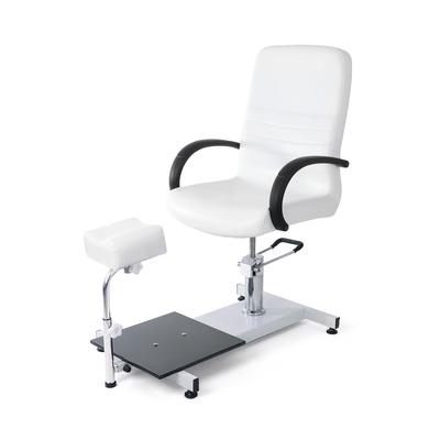 Pedikir radna stolica sa hidraulikom DP5710 sa podesivim držačem nogu