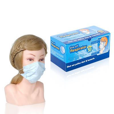 Zaštitna maska za lice Plava 50/1