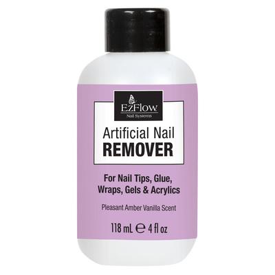 Sredstvo za uklanjanje akrila i tipsi EZFLOW Artificial Nail Remover 118ml