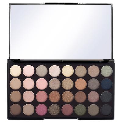 Paleta senki za oči REVOLUTION MAKEUP Eyeshadow Palette Flawless 16g