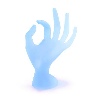 Staklena ruka za nakit ASNJJ07 Plava