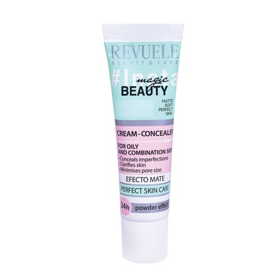 Krema - korektor za matiranje kože lica REVUELE Insta Magic Beauty 35ml