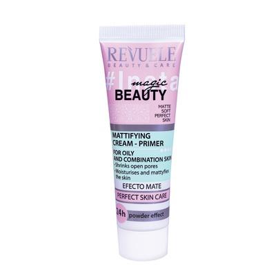Krema - prajmer za matiranje kože lica REVUELE Insta Magic Beauty 50ml