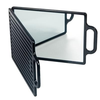 Pokazno ogledalo duplo 9978 Crno