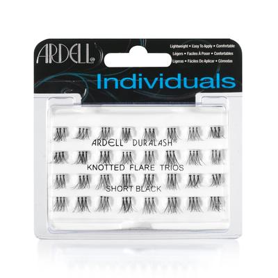 Individualne trepavice sa čvorićima ARDELL Trio Individual Kratke