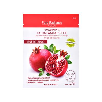 Maska za hidrataciju kože lica CALA Energizing 21g