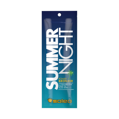 Krema za solarijum SOLEO Summer Night 15ml