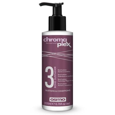 Preparat za zaštitu kose tokom hemijskih tretmana OSMO ChromaPlex Korak 3 200ml
